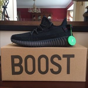 Women's Adidas Yeezy Boost Reflectives Size 7 NEW